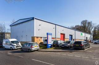 Primary Photo of Kingstanding Business Park, Units 1-4