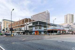 Primary Photo of Merrion Centre