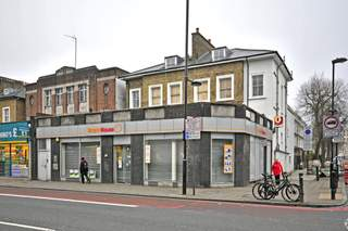 Primary Photo of 43-45 Seven Sisters Rd, London
