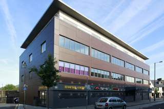 Primary Photo - Market Chambers, Neath - Office for rent - 587 to 974 sq ft