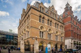 Primary Photo of 50 Liverpool St, London