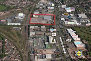 Primary photo of Industrial units at Access Park