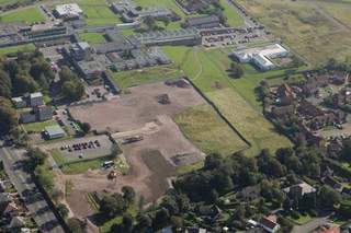 Plot 1 - Lynebank Hospital - Plot 1, Dunfermline - Commercial land plot for sale - 8.14 acres