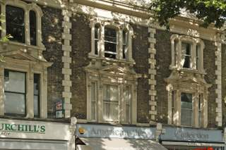 Primary Photo of 200 Chiswick High Rd