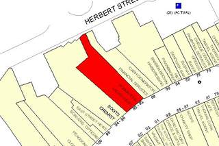 Goad Map for 90 East St