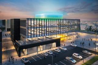 Primary Photo of The Enterprise & Innovation Hub Halo