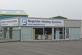 Primary Photo - Showroom, Carse Industrial Estate, Inverness - Light industrial unit for rent - 1,266 sq ft