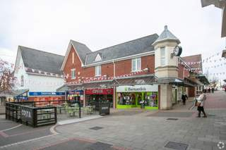 Primary Photo of Three Spires Shopping Centre
