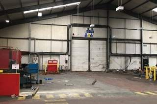 Interior Photo for Cawburn Works