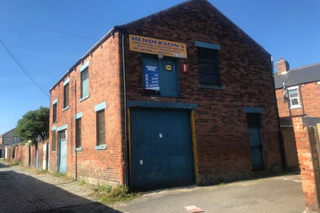 May Street Building - May St, Hartlepool - Industrial unit for sale - 1,829 sq ft