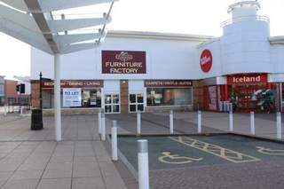 Primary photo of Island Green Shopping Park, Unit 12