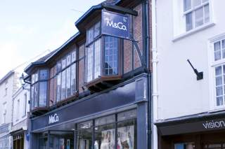 Primary Photo - 55 Cheap St, Sherborne - Shop for rent - 5,788 sq ft