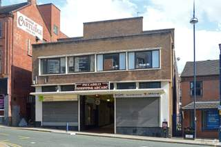 Primary Photo of 1-15 Piccadilly Arcade