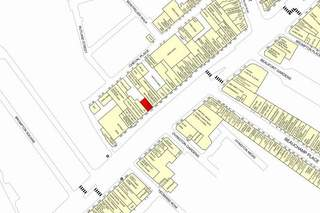 Goad Map for 172-174 Brompton Rd