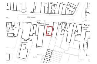 Goad Map for 2-2A Westquay House