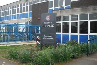 Primary Photo of The Park Centre