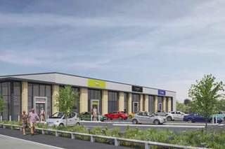 Primary Photo of College Retail Park