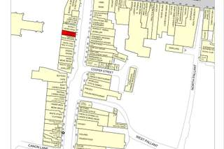 Goad Map for 7 South St