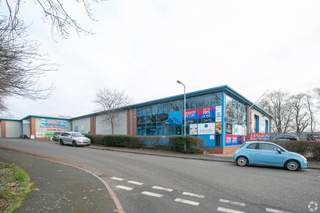 Primary Photo - Unit 5 Hollies Park Rd, Hollies Park, Cannock - Industrial unit for rent - 1,033 to 10,074 sq ft