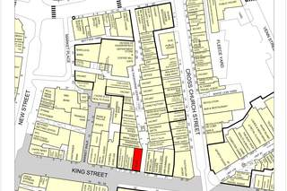 Goad Map for 25 King St