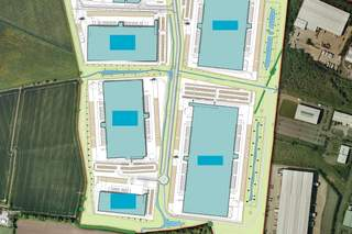 Site Plan for Zone C Plot 1