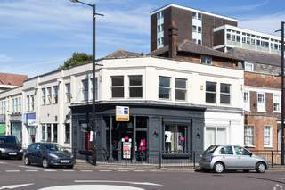 Primary Photo of 1 Shenfield Rd