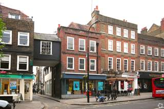 Primary Photo of 72 Hampstead High St