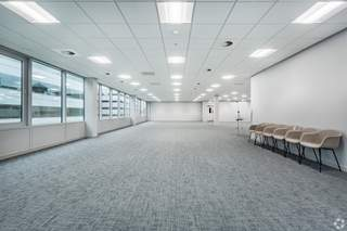 Interior Photo for ICE Building