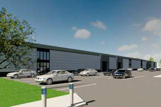 Building Photo for 14 Light Industrial Units