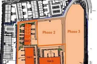 Site Plan for Leicester Rd