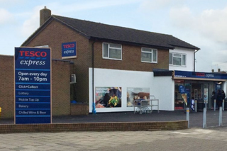 Primary Photo of Tesco Express