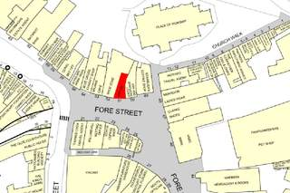 Goad Map for 51 Fore St