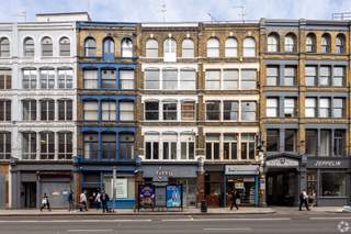 Primary Photo of 55 Farringdon Rd, London