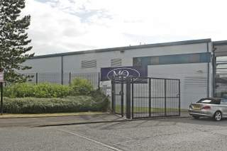 Primary Photo - 1 Keppochhill Pl, Glasgow - Light industrial unit for rent - 10,490 sq ft