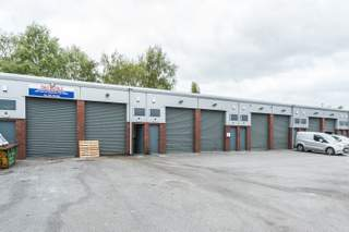 Primary Photo - Target Point, Units 1-10, Knowsley Industrial Estate, Liverpool - Industrial unit for rent - 576 sq ft