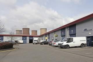 Primary Photo - Unit 121, Wheelhouse Rd, Towers Business Park, Rugeley - Light industrial unit for rent - 1,662 sq ft