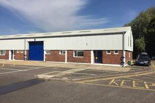 Primary Photo of Ashford Industrial Estate, Units 10-16
