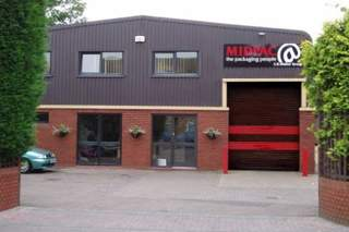 Primary Photo - 11 Clarendon St, Coventry - Industrial unit for rent - 5,539 sq ft