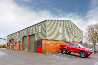 Primary photo of Brownhills Business Park, Unit 1-4, Stoke On Trent