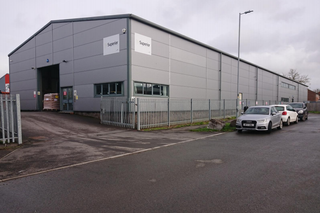 Primary Photo of Bowerhill Industrial Estate