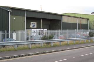 Primary Photo of Industrial Units, Severn Rd