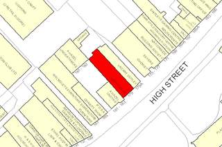 Goad Map for 177-179 High St