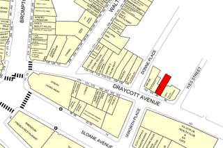 Goad Map for 98-98A Draycott Ave
