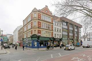 Primary Photo of 121-125 Charing Cross Rd