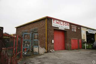 Primary Photo - Mersey Towel Service, Liverpool - Industrial unit for sale - 15,870 sq ft
