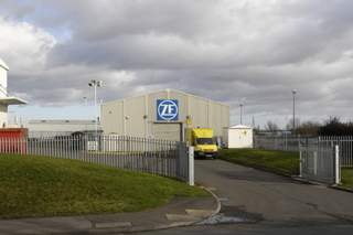 Primary Photo of Building Three, Zf Services Uk Ltd