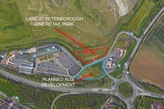 Primary Photo of Land at Peterborough One Retail Park