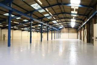 Primary photo of Warehouse No 1, Daventry