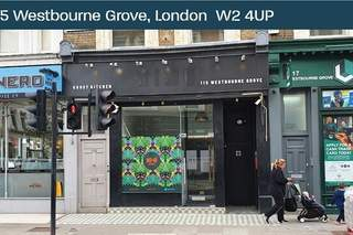 Building Photo for 115 Westbourne Grove