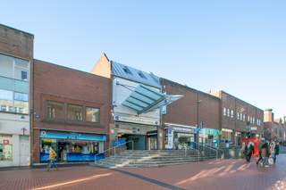 Primary photo of Saddlers Shopping Centre